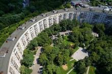Я живу в «бублике», или необычные по своему строению дома в Москве