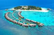 Время полета из Москвы до Мальдив