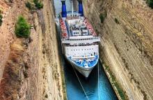 Какой водный канал считается самым узким в мире, ведь в нем запросто может застрять корабль
