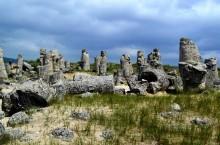 Каменный лес Варны: как выглядит чудо природы в Болгарии