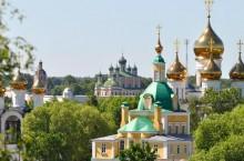 Настоящие жемчужины Золотого кольца России