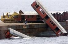 Зачем американцам свалка вагонов метро в океане