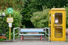 Зачем в Германии ставят остановки, к которым никогда не подъезжает транспорт