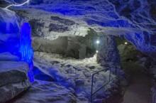 Кунгурская ледяная пещера и другие красивейшие гроты России