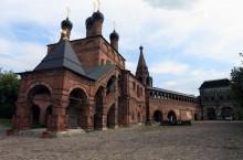 Как добраться до Крутицкого подворья в Москве