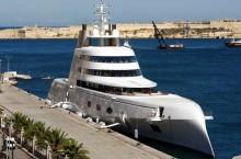 Самые дорогие покупки российских миллиардеров. «Царская» яхта за 460 миллионов долларов