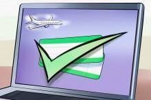Бронирование авиабилетов через интернет без оплаты