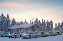 Почему сотрудники автомобильных концернов каждую зиму рвутся в небольшую деревушку Лапландии