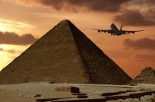Чартеры в Египет планируют запустить в мае