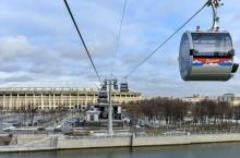 Как доехать до Воробьевых гор на метро или транспорте в Москве