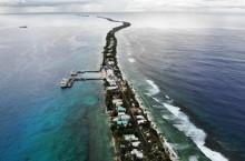 Как живется в Тувалу – самой узкой стране, представляющей собой полоску земли посреди океана