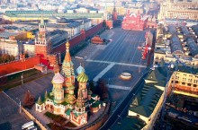 Красная площадь – история возникновения, особенности