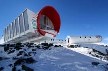 Отдых в облаках. Липрус — отель на высоте 4000 метров