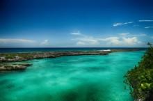 На дне Карибского моря ученые обнаружили каменную реку