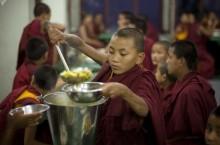 Веганам не смотреть, или пищевые особенности Катманду