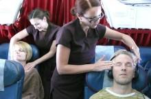 Необычные услуги авиакомпаний, в которые трудно поверить