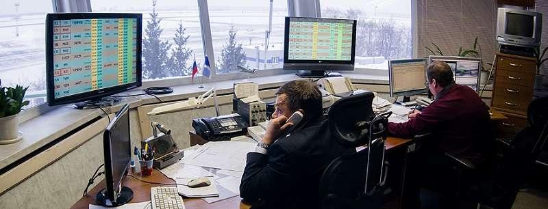 Службы аэропорта Домодедово