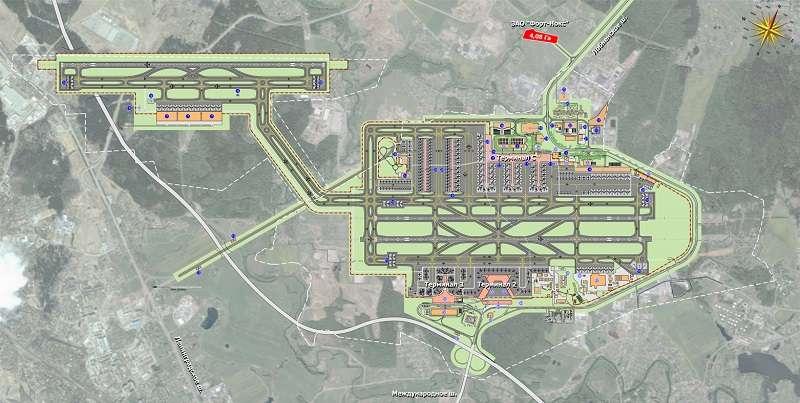 план развития Шереметьево