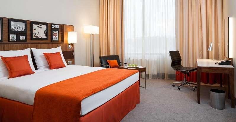 отели и гостиницы в аэропорту Шереметьево
