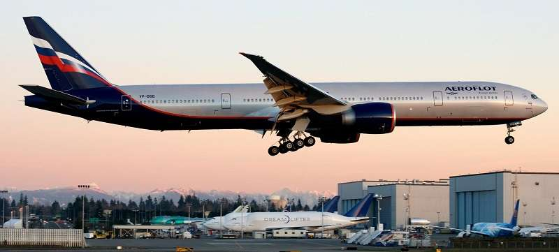 Аэрофлот Boeing 777-300ER