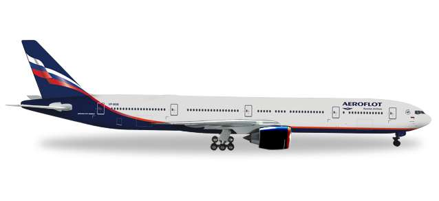 Boeing 777-300ER Аэрофлот