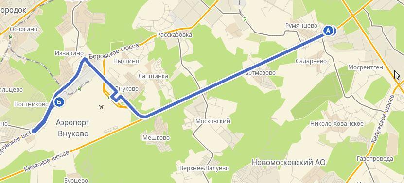 Как добраться до аэропорта Внуково все способы Tripandme