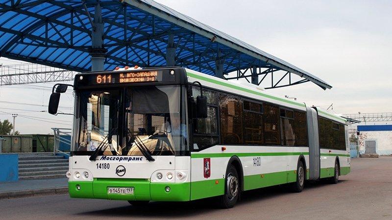 Автобус 611 из внуково в москву