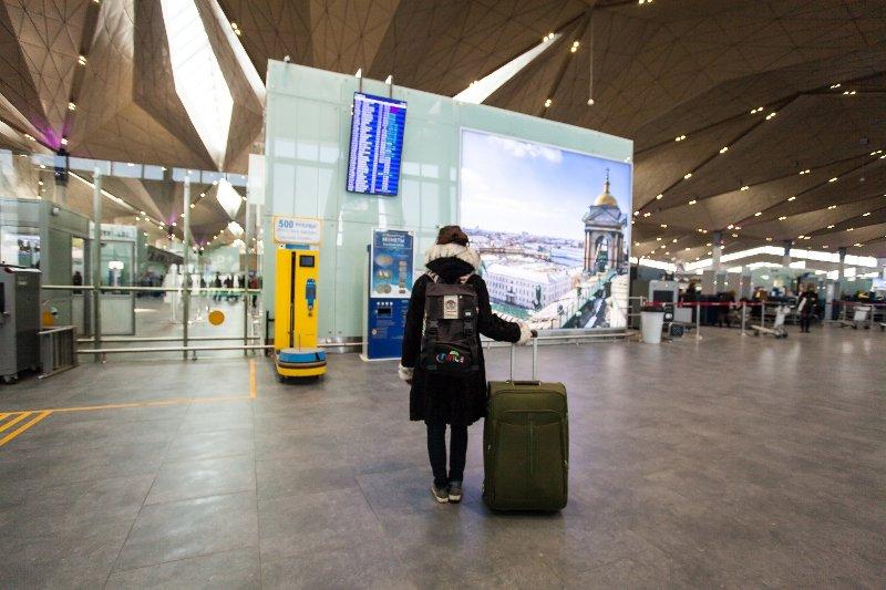 Рекомендуется прибыть в аэропорт за 3 часа до вылета
