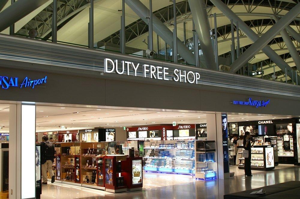 Товары из duty free