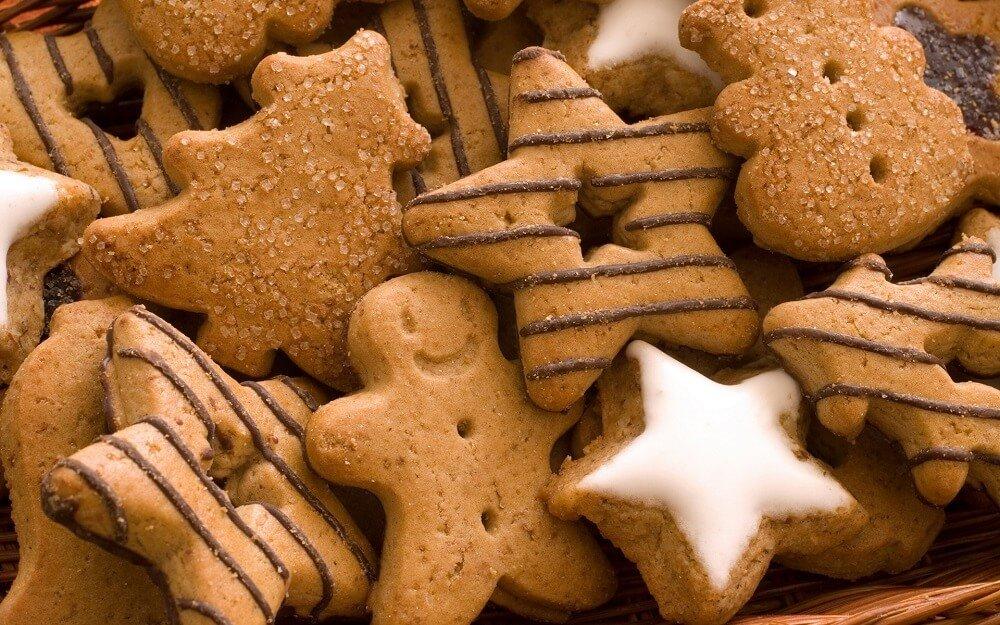 В duty free во внуково можно купить печенье