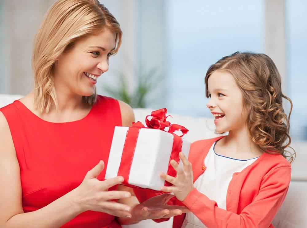Подарить подарок ребенку