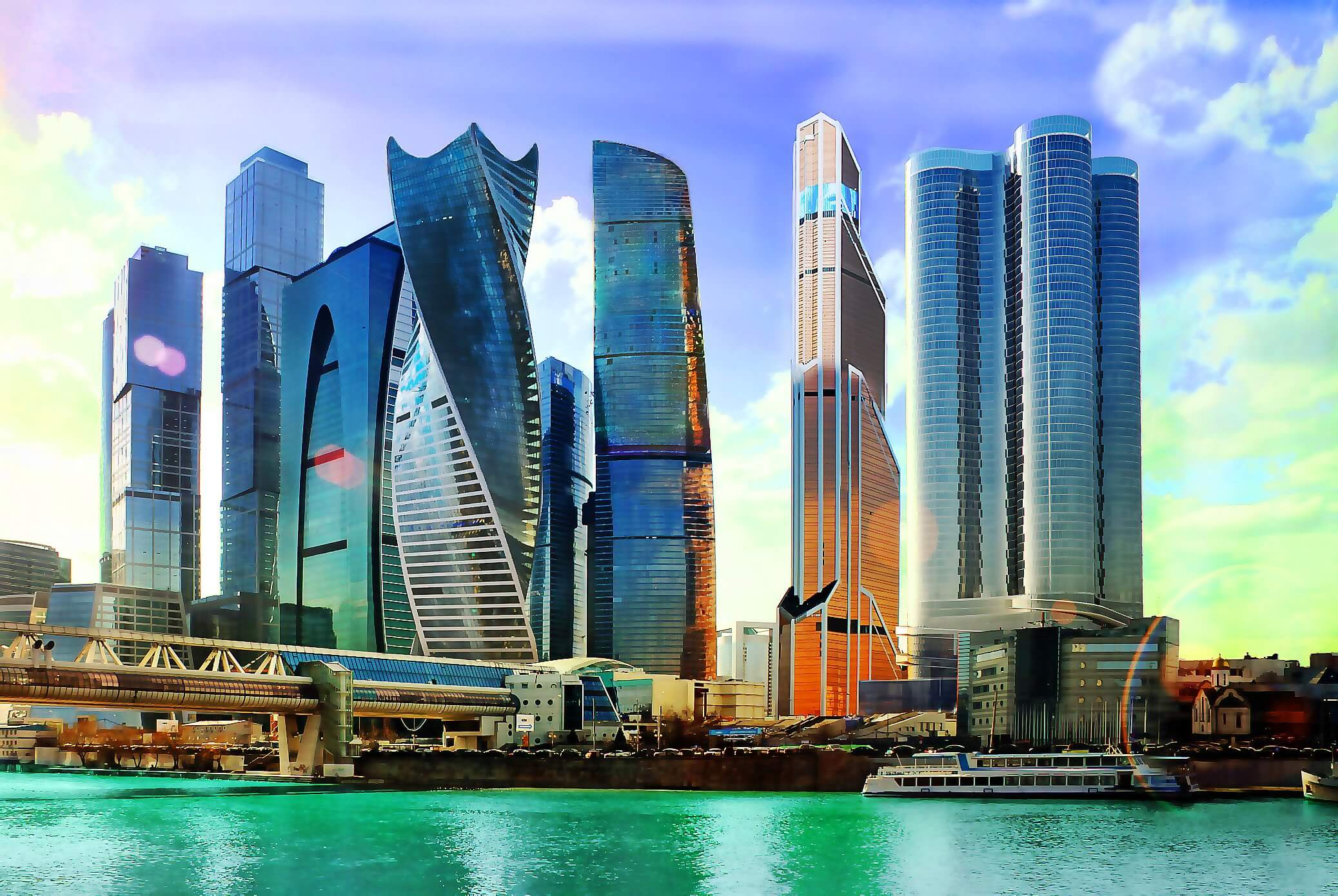 Московский международный деловой центр москва сити