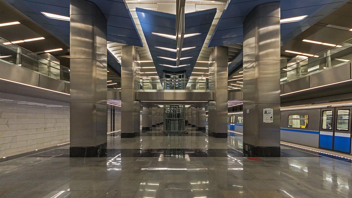 Станция метро деловой центр в москве