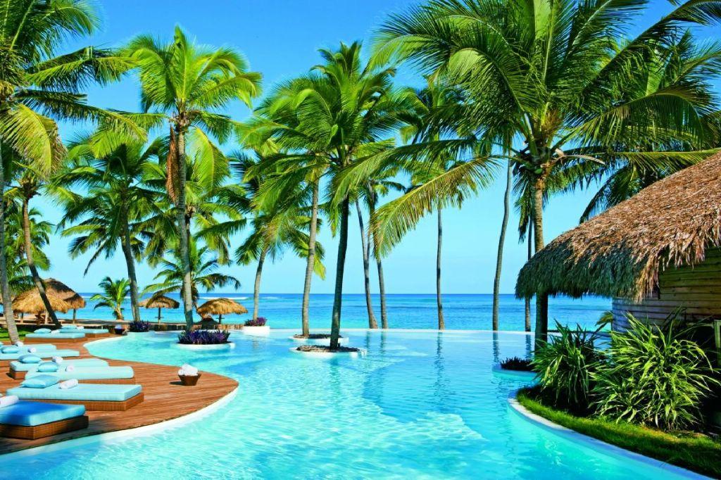 Доминикана расположилась на небольшой территории острова гаити