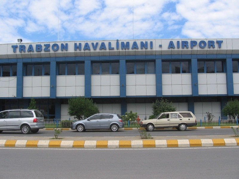 Аэропорт трабзон в турции
