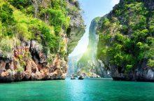 Таиланд красивая экзотическая страна