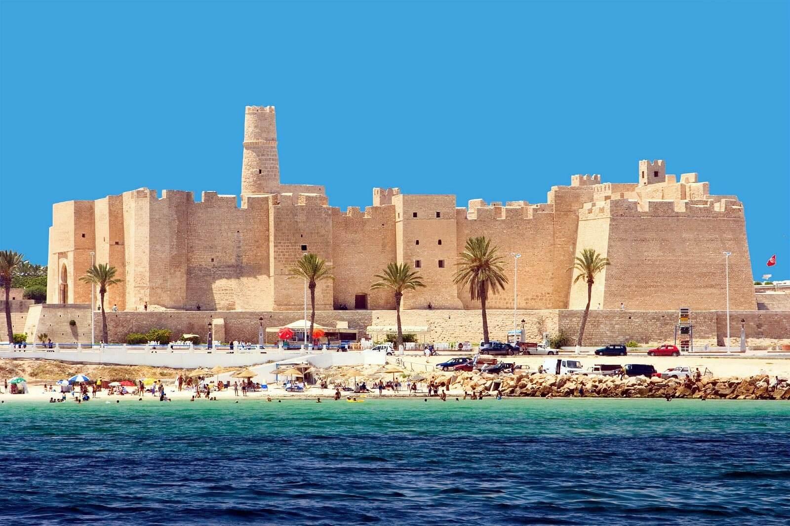 Тунис экзотическая стана для отдыха