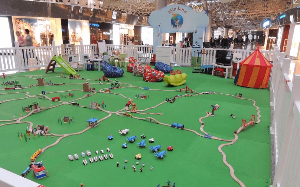Место для игровой деятельности