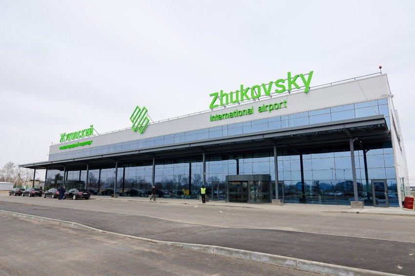 Аэропорт жуковский на территории аэродрома раменское