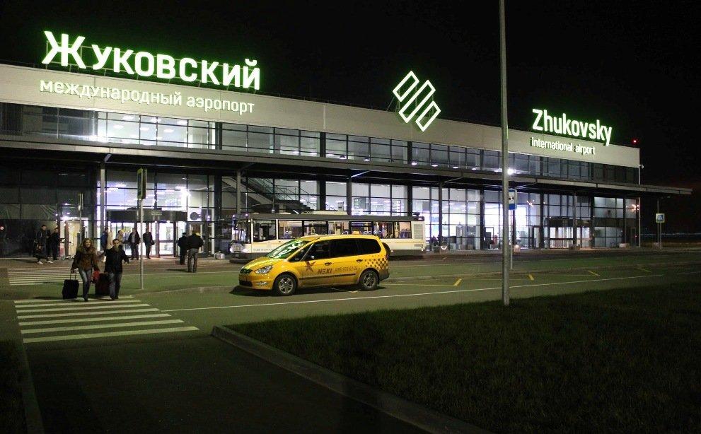 Такси в аэропорту жуковский