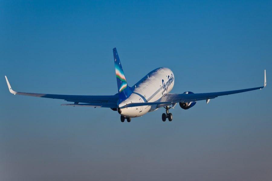 Большая часть клиентов авиакомпаний боятся летать