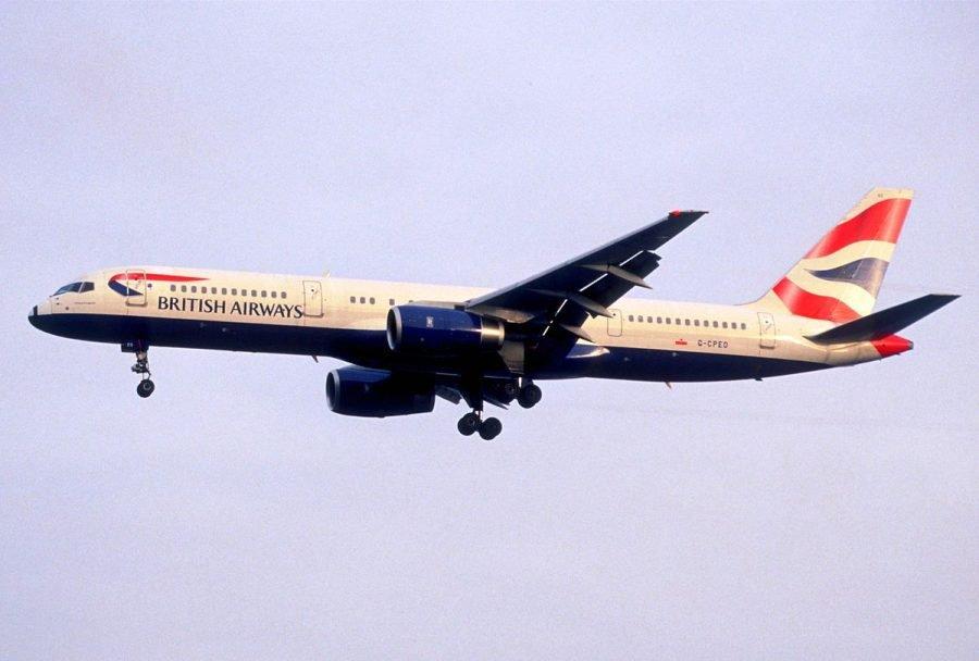 Безопасный самолет Boeing 757