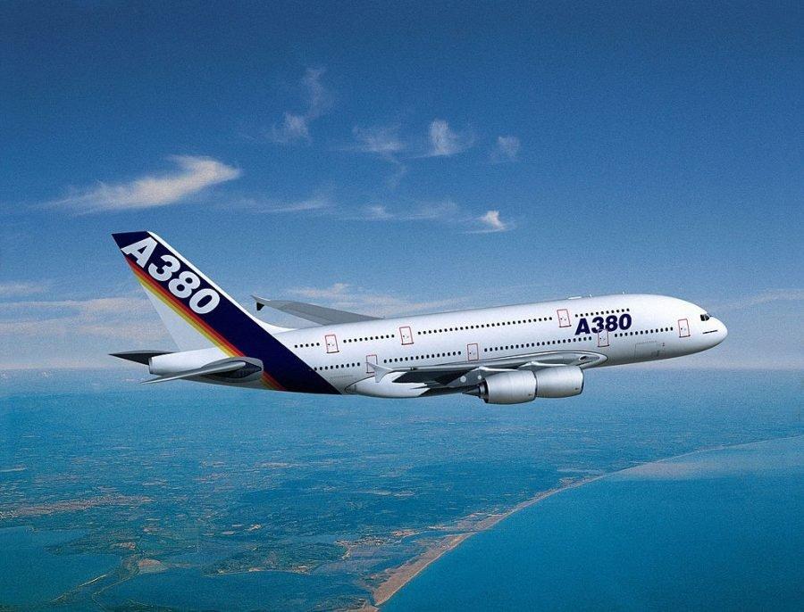 Airbus A380 Custom принца Саудовской Аравии