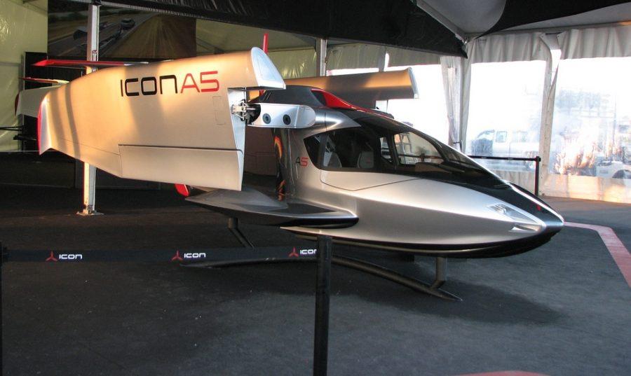 Летательный аппарат FlyNano