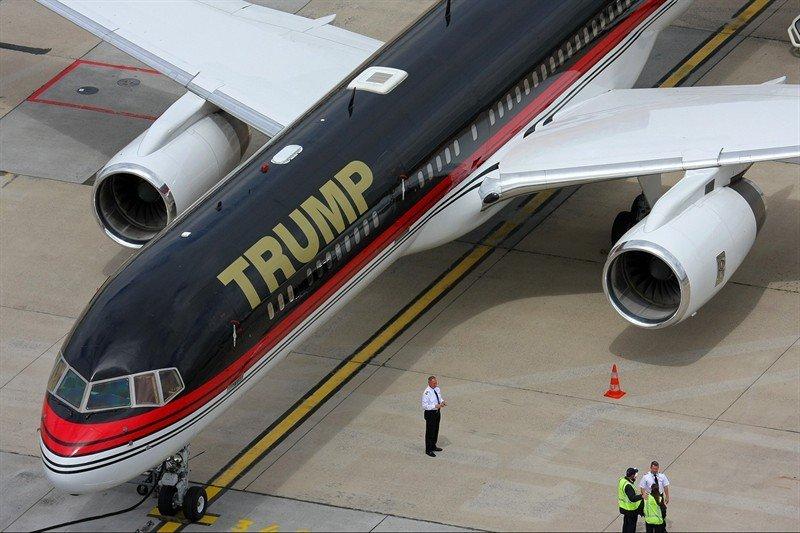 Boeing 757 Дональда Трампа