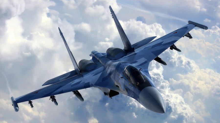 Универсальный истребитель Су-27