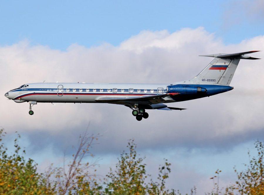 Среднепассажирский магистральный лайнер Ту-134