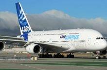 Самый большой пассажирский самолет Airbus A380