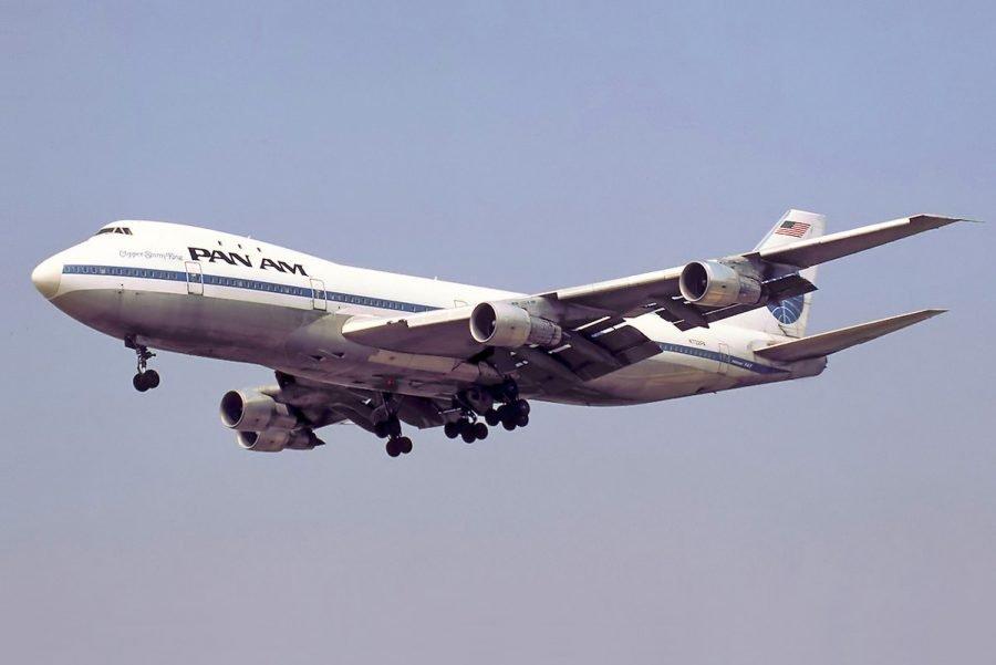 Используется по всему миру Boeing 747