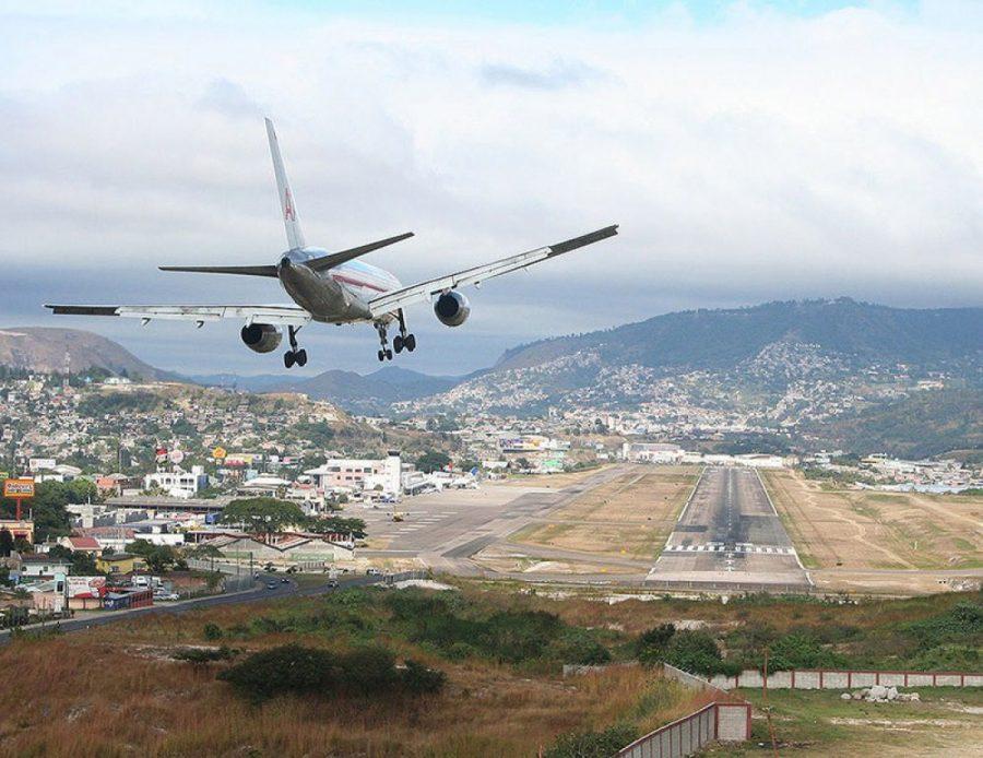 Аэропорт Тонконтин Гондурас